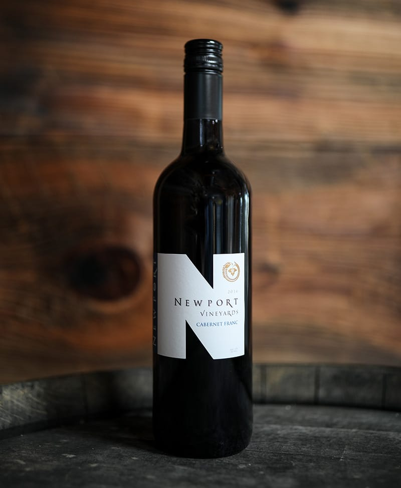 Newport Vineyards Cabernet Franc Red Wine