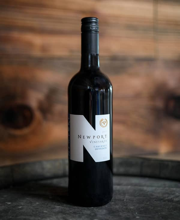 Newport Vineyards Cabernet Sauvignon Red Wine